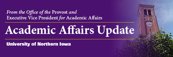 Office of the Executive Vice President and Provost - University of Northern Iowa